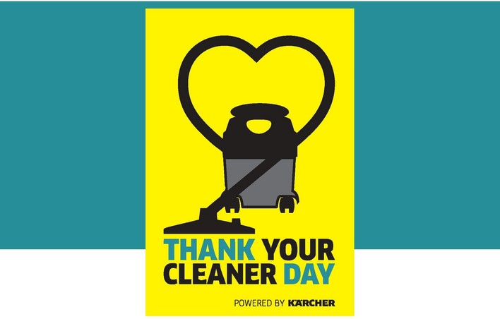 Thank your cleaner day2
