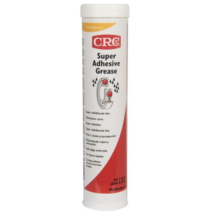 CRC SUPER ADHES.GREASE VESIVAS.400ML PAT kuva